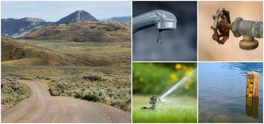 Severe Drought Infiltrates Much of Southern B.C.