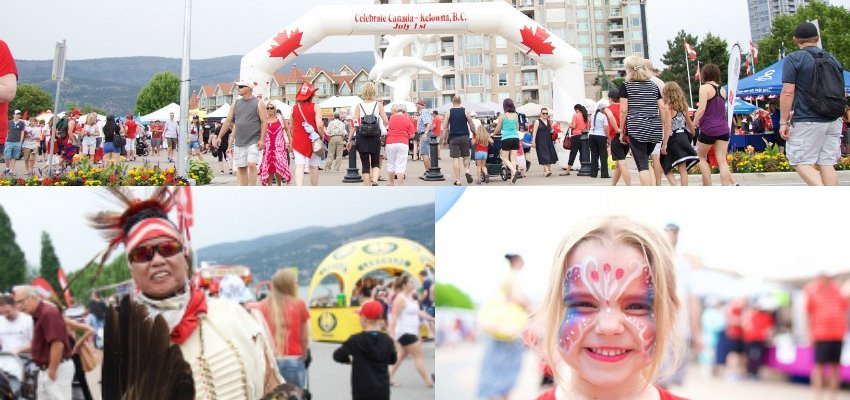 15 ways to celebrate Canada's 150th in the Okanagan