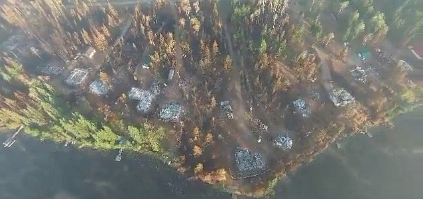Wildfire recovery continues in the TNRD