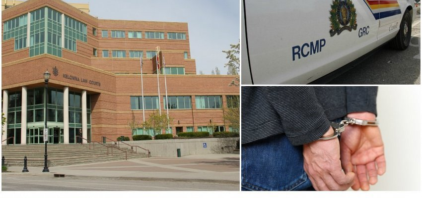 A Kelowna RCMP Officer is on Trial for Assault