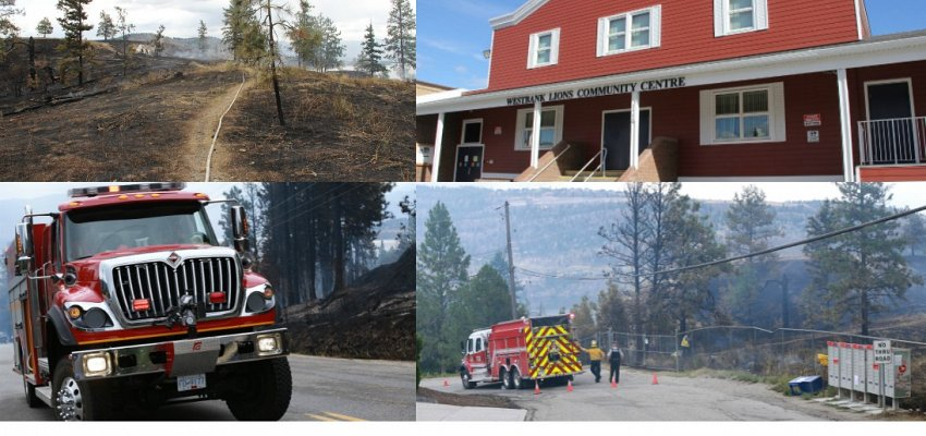 Bear Creek evacuees given the green light to head home