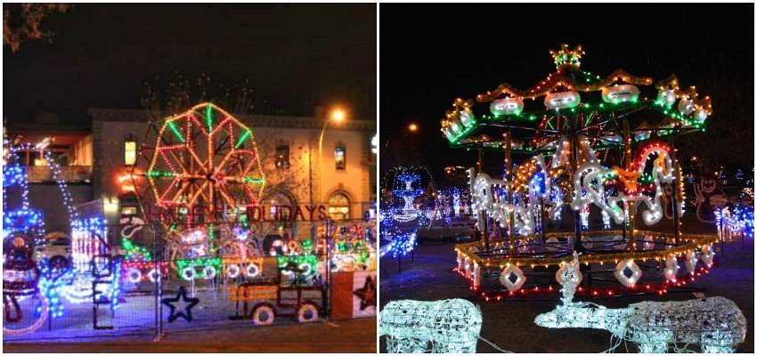 A Popular Christmas Light Display Will Once Again Shine in Kelowna