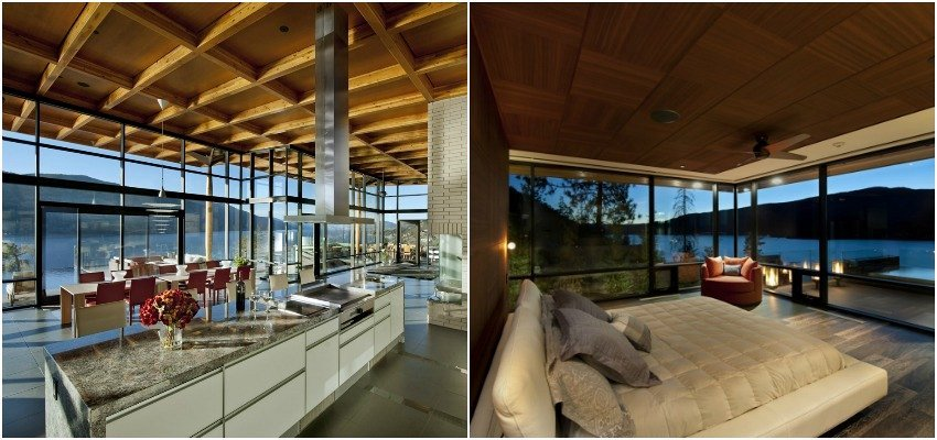 National Post features waterfront Kelowna property as 'House of the day'