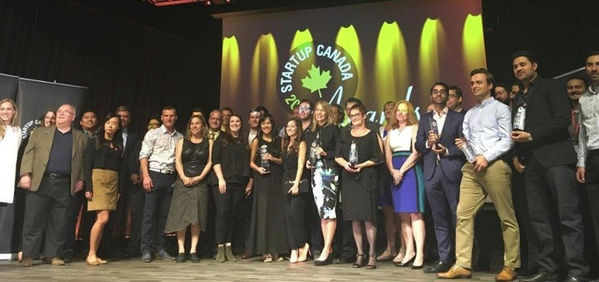 Kamloops businesses take home Startup Canada awards